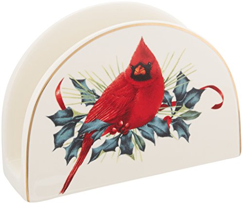 Lenox Winter Greetings Napkin Holder