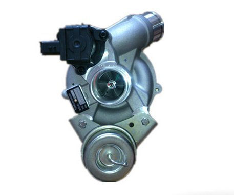 GOWE 53039700120 53039700121 53039880104 53039880121 K03 Cargador de Turbo para Citroen/Peugeot 207 308 ep6dt 5 FX Motor 1.6L: Amazon.es: Bricolaje y ...