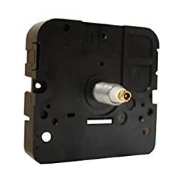 Takane Complete Mini Quartz Clock Movement - Clock Repair Kit - Choose your size