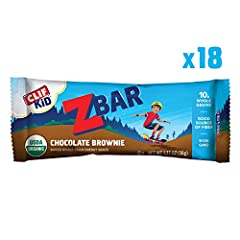 CLIF Kid Zbar is an organic, baked whole grain energy snack, made with a blend of carbohydrates, fiber, protein, and fat to give kids energy so they can keep zipping and zooming along. Our products never include high fructose corn syrup or ar...