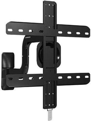 SANUS Premium Series Full-Motion Mount for 40 to 50 Flat Panel TVs Monitors Black