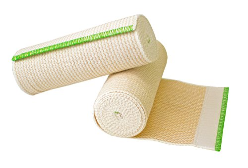 NexSkin Elastic Bandage Wrap with Hook and Loop Closure, 6