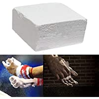 Generic 1Pcs Magnesium Carbonate Chalk Weight Lifting Training Climbing Gymnastic Gym
