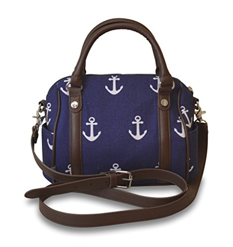 Sloane Ranger Anchor Mini Satchel Srad116 5520196