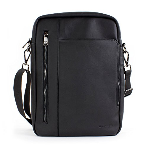 Snugg Leather Crossbody Shoulder Interior