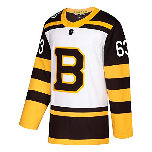 adidas Brad Marchand Boston Bruins 2019 Winter Classic Authentic Jersey (52/L) (Jersey Marchand)