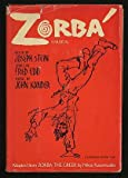 img - for ZORBA : A Musical [ 1st ] book / textbook / text book