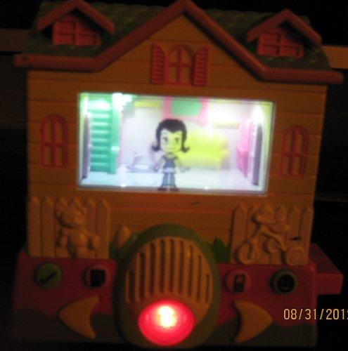 Pixel Chix Babysitter Yellow House