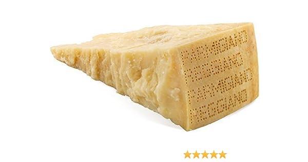 Parmesano Reggiano queso tradicional añejado 30 meses 650 gr CASEINUS - Denominación de Origen Protegida (Parmigiano Reggiano DOP 30 mesi): Amazon.es: ...