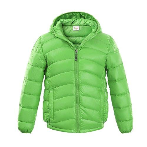 Down Jacket Green - 4
