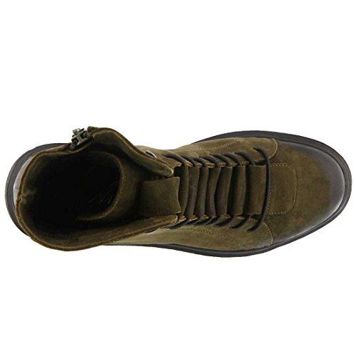 Azura Mujeres Loops Sneaker Green