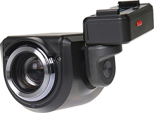 Nv System - PRO TRULY Vision NV-SC15 Active Vehicle Night Vision Safety Camera System with Fog/Mist Penetration, Video Recording and Auto-Focus Zoom