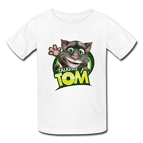 FEDNS Kid's Talking Tom Wave Preview Lowres T Shirt - Toms Kids Buy Where To