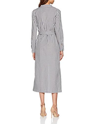 Vestido Mujer Gris Promesas Para Dolores gray v6qRgY