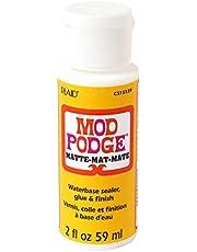 Mod Podge Gloss Water Base Sealer/Lijm En Afwerking, Wit, 56,7 g