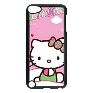 Hello Kitty Winter Wonderland iPod Touch 5 Case Black Protect your phone BVS_768737