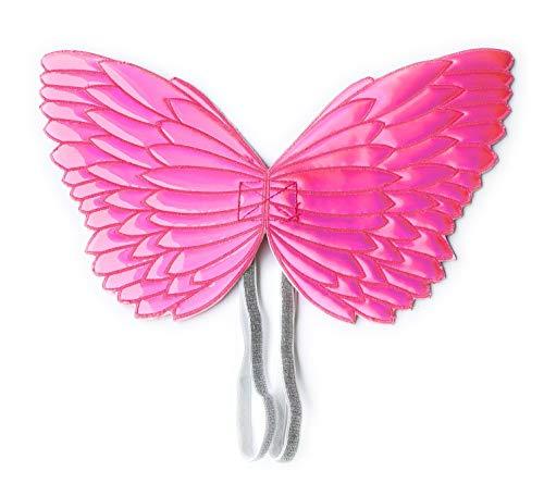 Little Girl Costume Fairy Wings]()