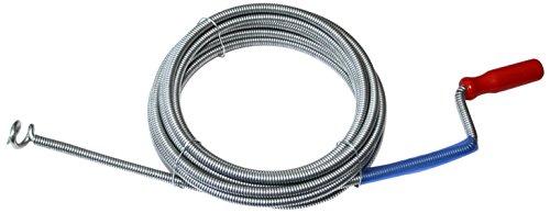 CFH Rohrreinigungsspirale 7 mmit Rückholbohrer Durchmesser 26 mm, 51820