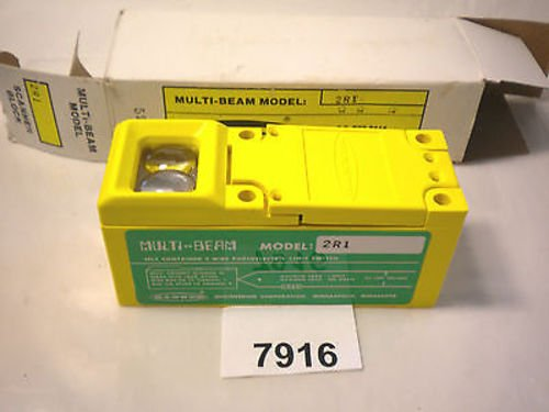Banner Multi-Beam Scanner Block Sb 2R1 2Wire (7916)