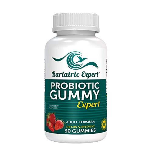 Bariatric Expert Probiotic, Gummy 30 Chews.