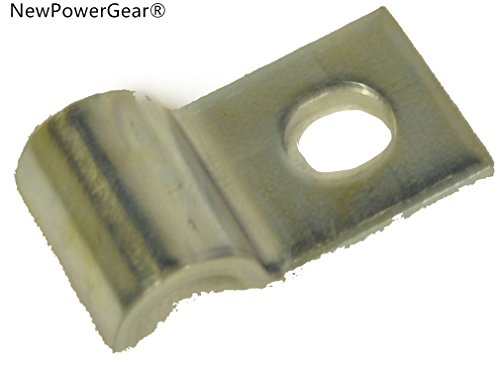 NewPowerGear Cleaner Rear Wheel Axle Clip Replacement For Eureka 1400, Eureka 1400 Series, Eureka 2000, Eureka 2000 Series