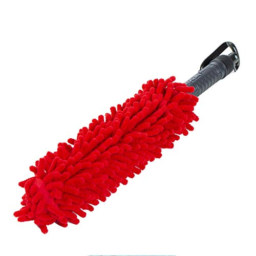 (HK Army Paintball Mist Pod Swab/Squeegee - Red)