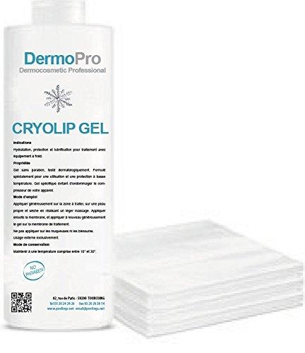 Gel per Membrane Criolipolisi