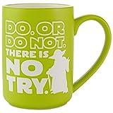 Star Wars Do. Or Do Not. Yoda Mug Mugs & Teacups Sci-Fi; Movies & TV