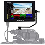 "ANDYCINE C7 Field Camera Monitor 7"" 2200nits 1920x1200 Touch Screen 4K HDMI in/Out DSLR Camera Monitor with Wave Form…"
