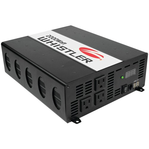 Whistler(R) XP2000i XP Series 2,000-Watt-Continuous Power Inverter, new