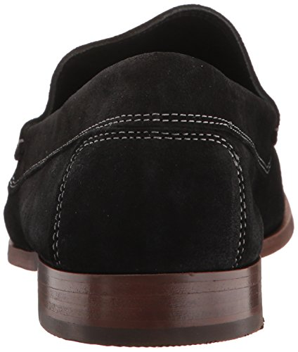 Distressed Pliner Men's J Suede Black Donald NATE2 wPpvXxq