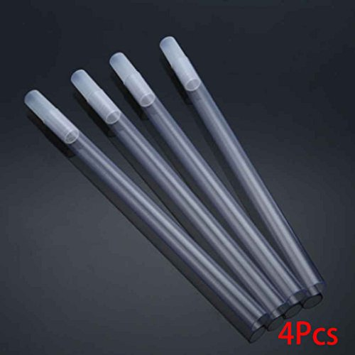 4PCS Plastic Sticks Clear Pole For Balloon Arch Column Base Stand Wedding Decor