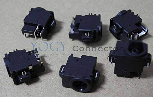 Gimax 10x New DC Jack fit for Samsung R460 P459 P460 R457 - Fits Jack Samsung