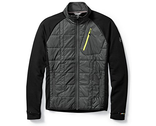 SmartWool Men's Corbet 120 Jacket (Graphite) Medium