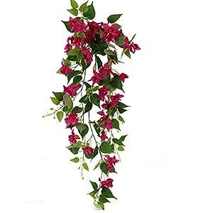 Silk Bougainvillea Flowers