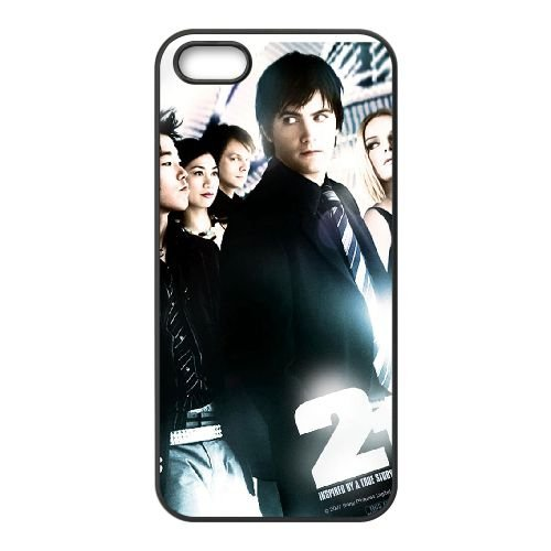 21 3 coque iPhone 5 5S cellulaire cas coque de téléphone cas téléphone cellulaire noir couvercle EOKXLLNCD20998