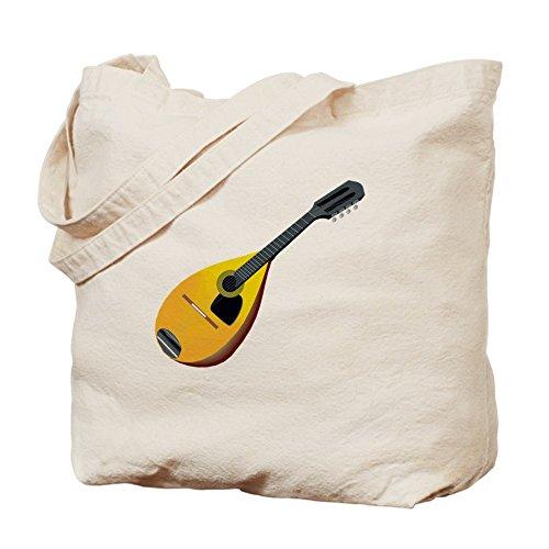 Bolso de totalizador de CafePress - mandolina (color negro) bolso de mano