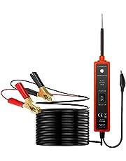 Mashem EM285 Automotive Circuit Tester Probe Kit Probe Car Electric Circuit Tester 6-24V DC Automotive Electric System