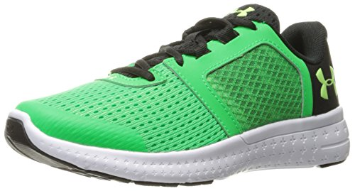 Under Armour Jongens Pre School Micro G Brandstof Rn Kalk Twist / Wit / Eigenzinnige Lime