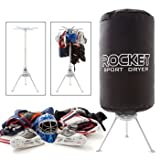 Sports Equipment Best Deals - Hockey and Sports Equipment Dryer Rack Fast Automatic Portable Collapsible With Timer Eliminates Odour Soccer