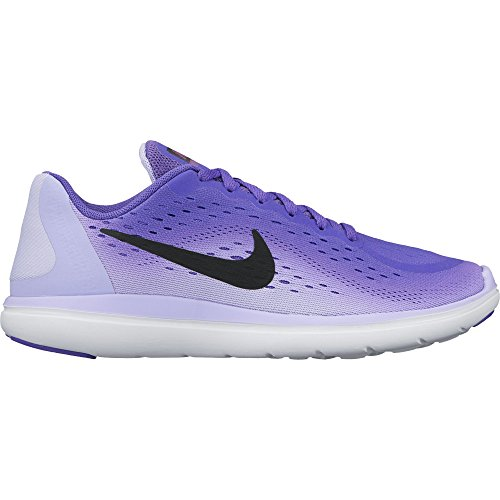 11389424c8 Galleon - NIKE Girl's Flex RN 2017 (GS) Kids Shoe Hyper Grape/Black/Purple  Agate Size 5 M US
