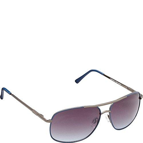 union-bay-mens-u934-gunbl-aviator-sunglasses-gun-blue-61-mm