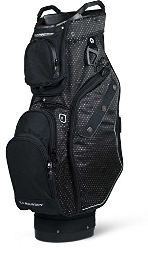 (Sun Mountain Women's Diva Golf Cart Bag - Black-Diamond)