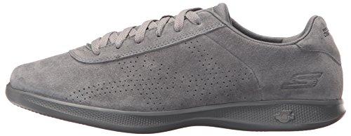 Paso Ir Carbón Shoe 5 4 Unido 5 7 Reino Skechers Casual uu Mujer Lite Ee Deluxe De fTn5dqx