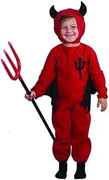 Disfraz de diablo para niño ideal para Halloween: Amazon.es ...
