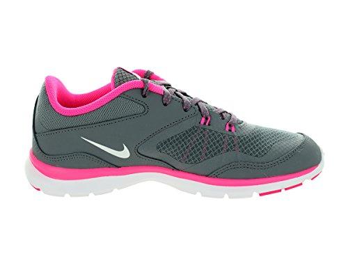 Nike Frauen Flex Trainer 5 Schuh Grau