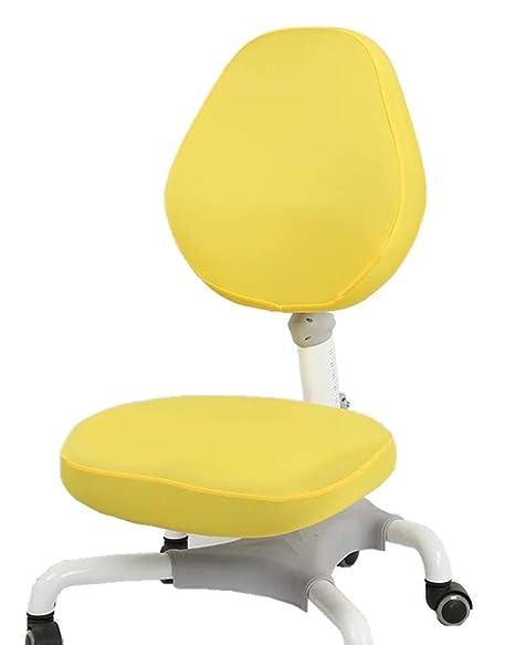 Fabulous Amazon Com Seiyue Kids Swivel Chairs Desk Chair Cover Lamtechconsult Wood Chair Design Ideas Lamtechconsultcom