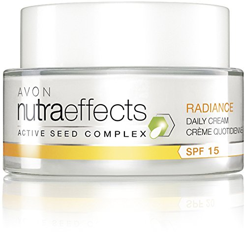 Avon Nutraeffects Active Seed Complex - Radiance Day Cream -