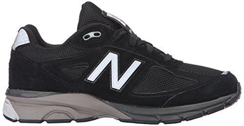 New Balance Boys KJ990V4 Grade Running Shoe Black