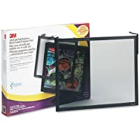 MMMEF200XXLB - 3M EF200XXLB Black Framed Anti-Glare Filter Black